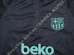 Детский футбольный костюм Барселона 2020-2021 Black Nike 135-145 см N14-26 3122