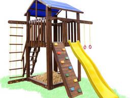 Детский игровой комплекс Компакт-2, игровая площадка