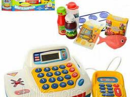 """Детский кассовый аппарат Limo Toy 806 """"Мини-касса"""" – игровой набор"""