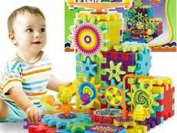 Детский конструктор Funny Bricks, Фанни Брикс (81 деталь)