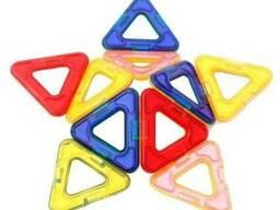 Детский магнитный конструктор 20 предмета Magkiss Источник: