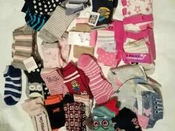 Детский микс колготки, носки, беби. Производство: Англия.