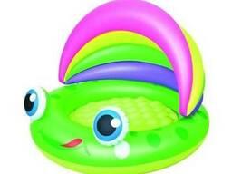 Детский надувной бассейн бассейн BestWay 52188 Лягушка