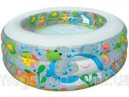 """Детский надувной бассейн Intex """"Аквариум"""", 152x56 cм (58480)"""