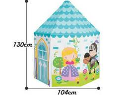 Детский надувной домик Принцессы Intex 44635
