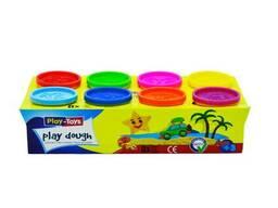 Детский съедобный пластилин Play Dough Fun Set