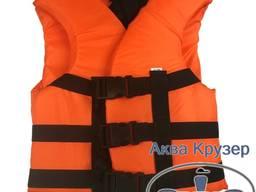Детский спасательный жилет 30-50 кг, сертифицированный