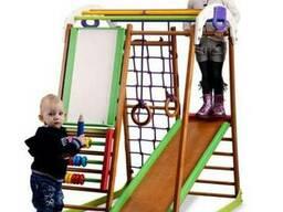 Детский спортивный комплекс , «BabyWood Plus»