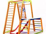 Детский спортивный уголок - Кроха - 2 Plus 1-1 - фото 2