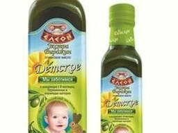 Детское оливковое масло Extra Virgin