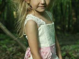 Детское платье, d005