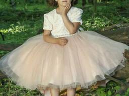Детское платье, d077