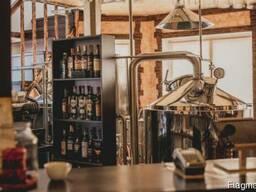 Действующая пивоварня-ресторан в Белой Церкви