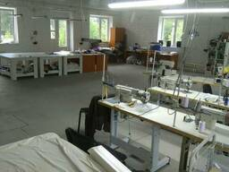 Действующий швейный цех