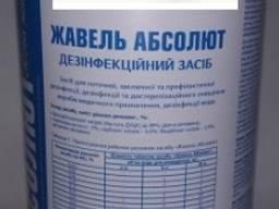 """Дезинфекция """"Жавель абсолют"""" в таблетках"""