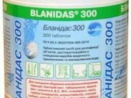 """Дезінфекційний засіб Бланидас """"Бланідас 300"""",300 шт."""