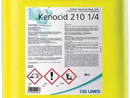 Дезинфицирующее средство Kenocid 210 ¼ (Kenotek)