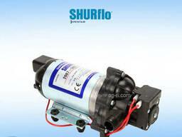 Диафрагменный насос 2087-593-135 12 вольт Shurflo