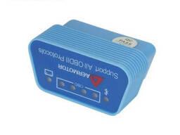 Диагностический Автосканер ELM327 Aermotor blue V1. 5. ..