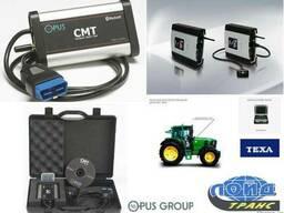 Диагностический сканер Navigator TXT TEXA для грузовиков.