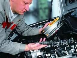 Ремонт грузовых автомобилей MB Actros; MAN Tga, Tgm, Tgx; D