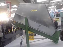 Диагональный смеситель кормов NDM 1500 Кормозмішувач