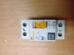 Дифференціальний блок ВД1-63 2П16А ІЕК