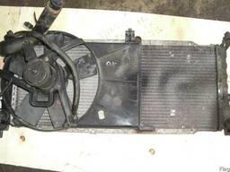 Диффузор радиатора Opel Combo B (1994г-2001г).