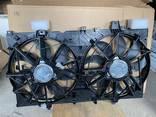 Диффузор радиаторов вентиляторы радиатор Nissan Rogue Рог - фото 2