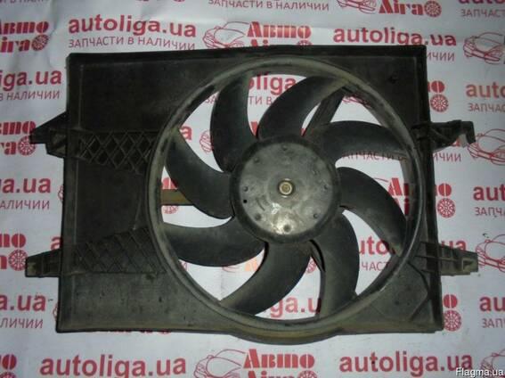 Диффузор с вентилятором FORD Fusion 02-12