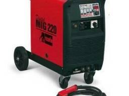 Digital Mig 220 Synergic - Зварювальний напівавтомат (380В)