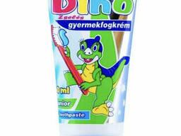 Dino - детская зубная паста 50 млl