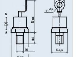 Диод Д132-80-12