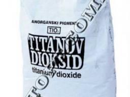 Діоксид титану (двоокис титану)