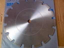 Диск алмазный Lissmac LA15/300mm/20mm абразивы, шамот