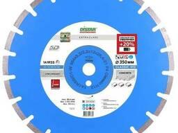 Диск алмазный сегментный Di-Star Classic Plus 354x25, 4