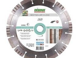 Диск алмазный сегментный Di-Star Universal 230x22, 2
