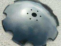 Диск БДМ 22. 00. 401 (діаметр 560 мм) Борони Pallada, Antares