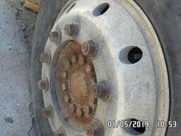 Диск колеса 22. 5 магниевый (легкосплавный)