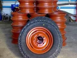 Диск колеса задний для междурядки по шину 9.5R42, DW8x42 МТЗ