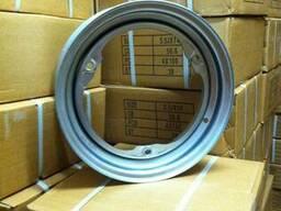 Диск колесный 13H2x4,5 PCD 3x256 ET30 DIA 228 SKOV Steel