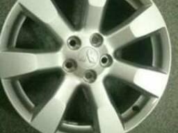 Диск колесный легкосплавный Mitsubishi Outlander XL r 18
