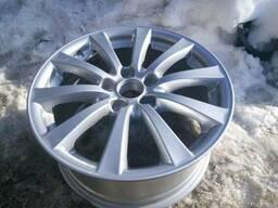 Диск колесный литой на Lexus Is 2008года оригинальный 1шт
