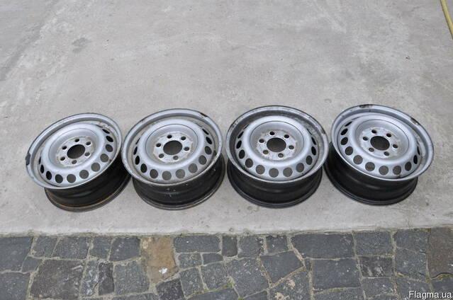 Диск колесный однокатковый Mercedes Sprinter W906 Crafter