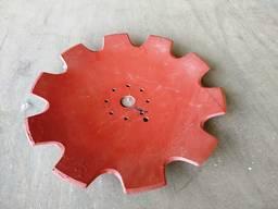 Диск лущильника дискового прицепного ЛДВ-6, ЛДВ-2.4, ЛДВ-4 (Уманьферммаш)
