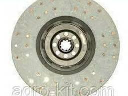 Диск сцепления ЗиЛ-130 (резиновый демпфер) 130-1601130-А7
