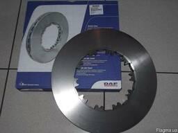 Диск тормозной Daf 65/75/85CF,55LF,XF95/105 1812563 (13874