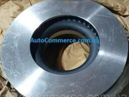 Диск тормозной передний Hyundai HD65, HD72, HD78 Хюндай HD (5176145021) Е-2