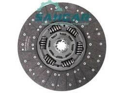 Диск зчеплення МАН ТГА, F2000 діаметр 430