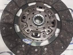 Диск зчеплення ведений КПП MZZ6 двигун 4HE1 4HK1 8981649171